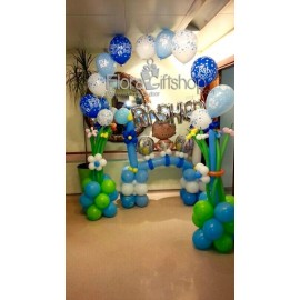 Swing Arch Balloons