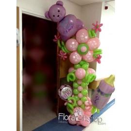 Sweet Teddy Bear Balloons