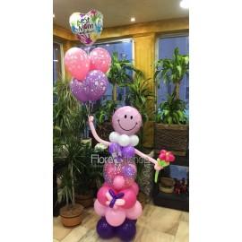 Love You Mom Balloons