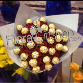 Golden Stars Roses