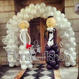 My Full Wedding Set Balloons