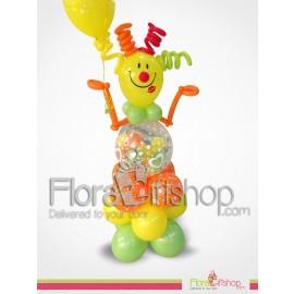 Dancing Clown Balloons