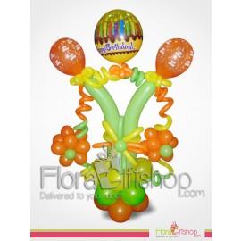 Huge Mango Style Birthday Balloons