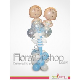Twins baby Balloons