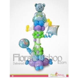 Blue Bear Balloons