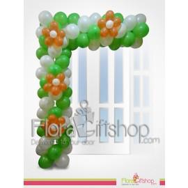 Mango Style Door Decoration Balloons