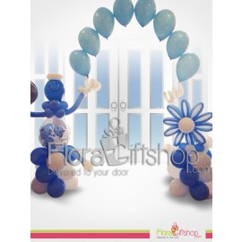 Funny Rose Balloons