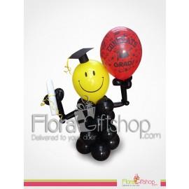 Glad Graduate Balloons