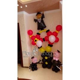 Graduates Balloons
