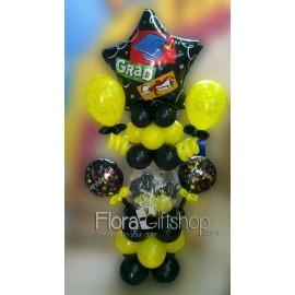 Happy Graduation Balloons