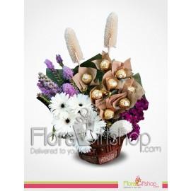 Prestigious Ferrero Bouquet